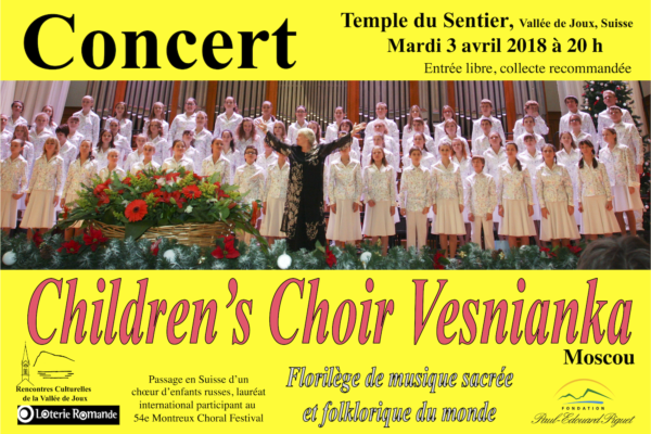 Children's choir Vesnianka