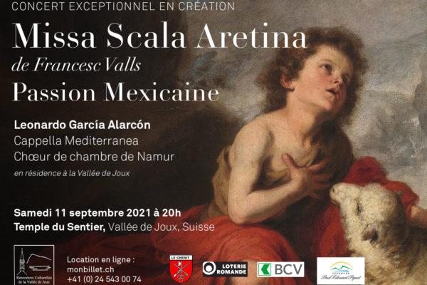 Cappella Mediterranea – Leonardo García Alarcón